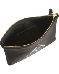 Wendy Nichol - Black Eye Of Horus Pouch - Lyst