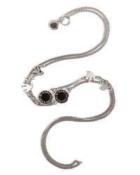 Marc By Marc Jacobs - Metallic Medley Necklace - Lyst