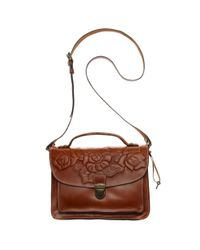 Patricia Nash | Multicolor Tooled Digione Crossbody | Lyst