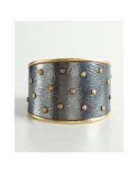 Gurhan - Metallic Imperial Diamond Cuff - Lyst