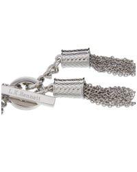 L.K.Bennett - Metallic New Tassel Bracelet - Lyst