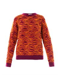 Sportmax | Orange Armida Sweater | Lyst