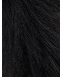 'S Max Mara | Black Susanna Fur Cuffs | Lyst