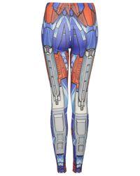 Topshop | Multicolor Transformer Leggings By Sugar Daddy | Lyst