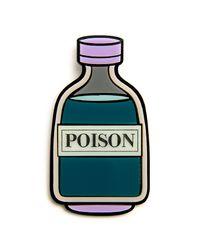 Yazbukey - Green Poison Brooch - Lyst