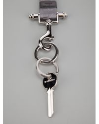 Givenchy - Metallic Unisex Keychain Necklace - Lyst