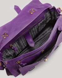 Proenza Schouler | Purple Ps1 Medium Leather | Lyst