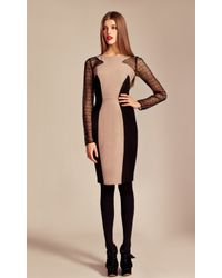 Alice By Temperley | Natural Mikiro Dress | Lyst