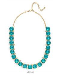 BaubleBar   Blue Bubblestream Collar   Lyst
