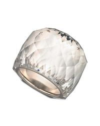 Swarovski - Metallic Nirvana Ring - Lyst