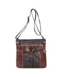 The Sak - Multicolor Kendra Leather Crossbody - Lyst