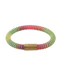 Carolina Bucci | Multicolor Twister Band Bracelet | Lyst