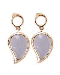 Tamara Comolli - Purple Small Single Drop Earrings - Lyst