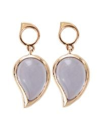 Tamara Comolli | Purple Small Single Drop Earrings | Lyst