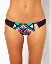 ASOS - Multicolor All About Eve Blaze Hipster Bikini Bottom - Lyst