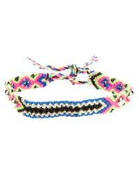 Chanael K - Multicolor Brazilian Bracelet - Lyst