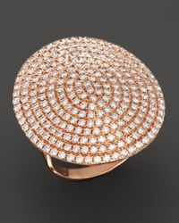Dana Rebecca - Pink Diamond Carly Michelle Ring in 14k Rose Gold - Lyst