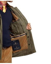 Brooks Brothers | Green And Beretta Cordura Jacket for Men | Lyst