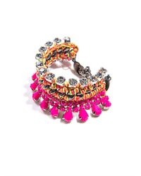 Venessa Arizaga - Pink Lily Rose Bracelet - Lyst