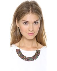 Wouters & Hendrix - Metallic Chunky Quartz Necklace - Lyst