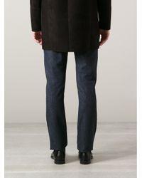 Giorgio Armani - Blue Regular Fit Jean for Men - Lyst