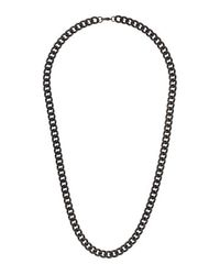 TOPMAN | Metallic Station Chain Necklace* for Men | Lyst