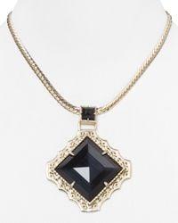 Kendra Scott Metallic Savannah Necklace