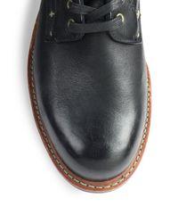 Rag & Bone | Black Officer Boot for Men | Lyst