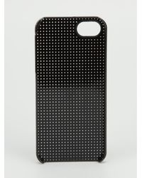 Marc By Marc Jacobs - Black Marc By Marc Jacobs Graffiti I-phone Case for Men - Lyst