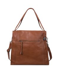 The Sak | Brown Mirada Leather Tote | Lyst
