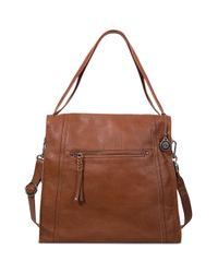 The Sak - Brown Mirada Leather Tote - Lyst
