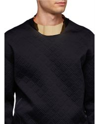 Lanvin | Metallic Brass Collar for Men | Lyst