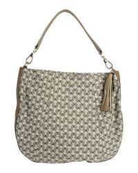 Anya Hindmarch | Gray Shoulder Bag | Lyst