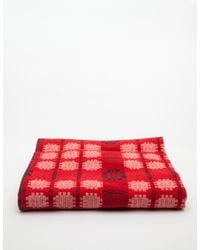 Woolrich - Vintage American Coverlet Red for Men - Lyst