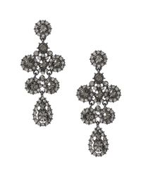 Banana Republic - Metallic Vintage Chandelier Earring - Lyst