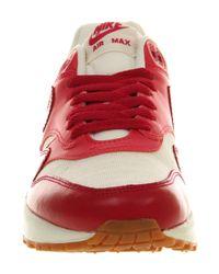 Nike   Red Air Max 1 L   Lyst