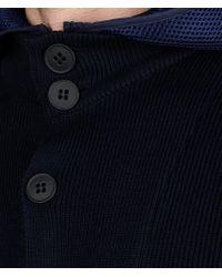 Emporio Armani - Blue Sport Pant for Men - Lyst