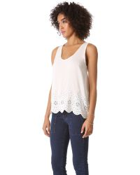 Joie - White Sevati Top - Lyst