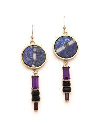 Kelly Wearstler | Metallic Ritzo Earrings | Lyst