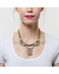 Lulu Frost | Black Travel Necklace | Lyst