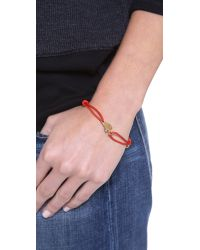 Marc By Marc Jacobs - Red Bird Friendship Bracelet - Lyst
