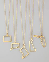 Maya Brenner Designs - Metallic 14k Gold Necklace - Lyst