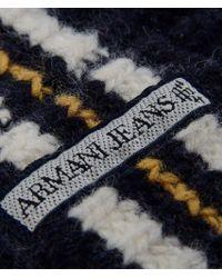 Armani Jeans - Blue Hat for Men - Lyst