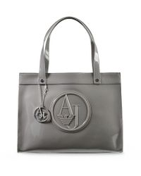 Armani Jeans | Brown Top Handle | Lyst