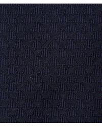 Emporio Armani   Blue Tie for Men   Lyst