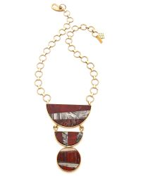 Kelly Wearstler | Metallic Bruno Necklace | Lyst