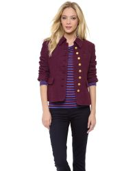 Marc By Marc Jacobs | Purple Sam Sweater Jacket | Lyst