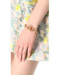 Vita Fede - Pink Mini Snodo Bracelet - Lyst
