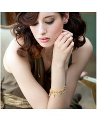 Astley Clarke - Metallic Carnelian Charm Bracelet - Lyst