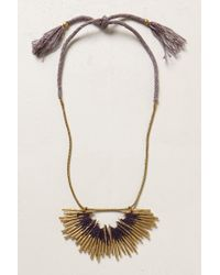 Erin Considine - Metallic Firmament Necklace - Lyst
